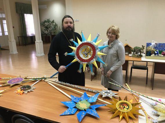 Подведены итоги благочиннического этапа конкурса декоративно-прикладного и изобразительного искусства фестиваля «Свет Рождественской звезды»
