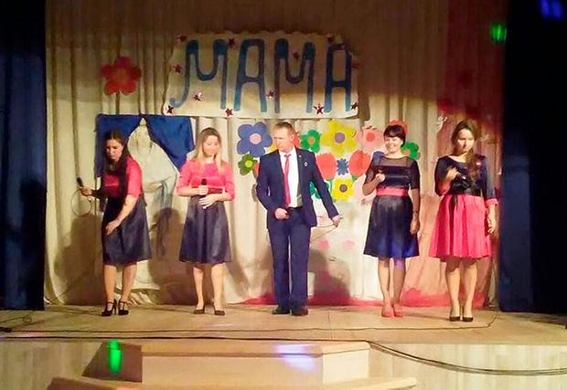 Православная молодежь приняла участие в концерте, посвященном Дню матери